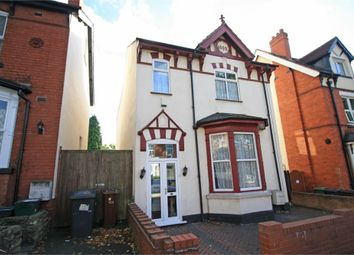 Thumbnail 4 bedroom detached house for sale in Oaklands Road, Wolverhampton, West Midlands