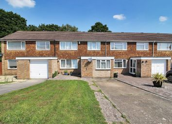 Thumbnail 3 bed terraced house for sale in Burwash Road, Furnace Green, Crawley, West Sussex