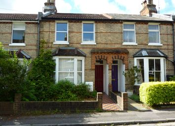 Thumbnail 4 bed terraced house to rent in Hyde Close, Winchester