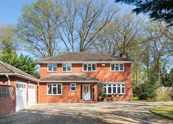 4 bed detached house for sale in Lower Wokingham Road, Crowthorne RG45