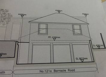 Thumbnail Land for sale in 121A Barnsole Road, Gillingham, Kent