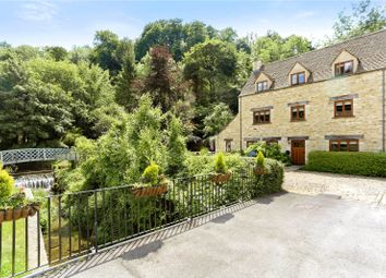 Thumbnail 4 bed detached house for sale in Sevilles Mill, Chalford, Stroud, Gloucestershire