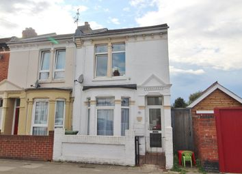 Thumbnail 3 bed end terrace house for sale in Prince Albert Road, Southsea