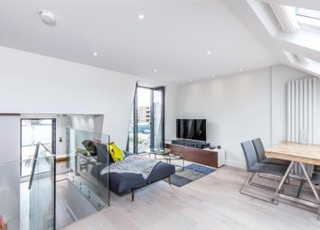 Thumbnail 3 bed flat to rent in Burnthwaite Road, Fulham, London