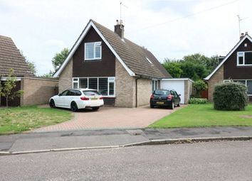 Thumbnail 4 bedroom detached house for sale in Firdale Close, Peakirk, Market Deeping, Cambridgeshire