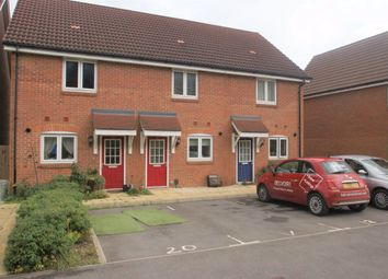 Thumbnail 2 bed terraced house to rent in Jones Lane, Tidworth