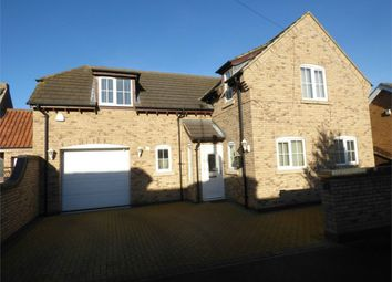 Thumbnail 4 bed detached house for sale in Low Cross, Whittlesey, Peterborough, Cambridgeshire