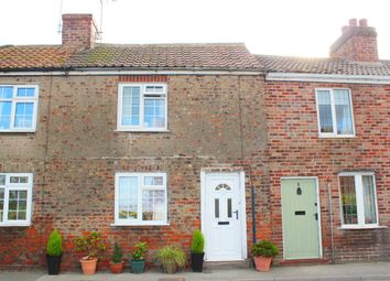 Thumbnail 2 bed cottage for sale in Main Street, Bubwith, Selby
