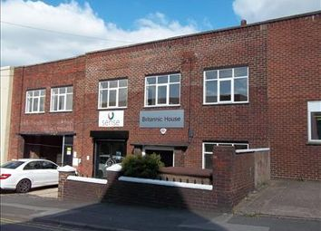 Office to let in Britannic House, Broom Street, Hanley, Stoke On Trent ST1