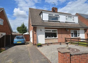 Thumbnail 3 bed semi-detached house for sale in Rothwell Road, Scunthorpe