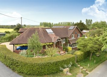 Thumbnail 5 bed detached house for sale in Ovington, Alresford, Hampshire