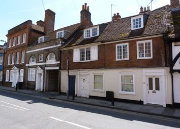Thumbnail 3 bed terraced house for sale in New Street, Salisbury