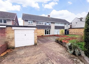 Thumbnail 3 bed semi-detached house for sale in Egremont Road, Penylan, Cardiff
