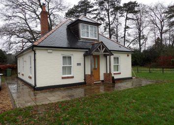 Thumbnail 4 bed cottage to rent in Curdridge Lane, Curdridge, Southampton
