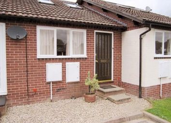 Thumbnail 1 bed terraced house to rent in The Paddocks, Bicton Heath, Shrewsbury