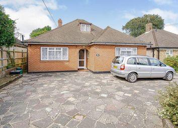 Thumbnail 3 bed bungalow for sale in Allenby Road, Biggin Hill, Westerham, Kent