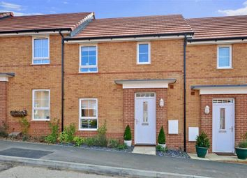 Thumbnail 2 bed terraced house for sale in Albert Way, East Cowes, Isle Of Wight