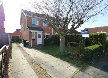 Thumbnail Semi-detached house to rent in Ryburn Close, Clifton Moor, York