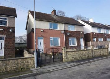 Thumbnail 2 bed semi-detached house for sale in Kingsley Ave, Beechwood, Sowerby Bridge