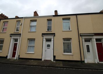 Thumbnail 2 bed terraced house for sale in Norfolk Street, Stockton-On-Tees