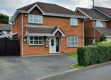 Thumbnail 4 bed detached house for sale in Whitebeam Gardens, St. Helens