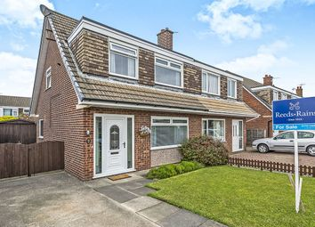 Thumbnail 3 bed semi-detached house for sale in Birch Avenue, Penwortham, Preston
