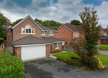 Thumbnail 4 bedroom detached house for sale in Moorfield Close, Penwortham, Preston