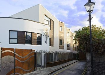 Thumbnail 2 bedroom flat for sale in Harmood Grove, London