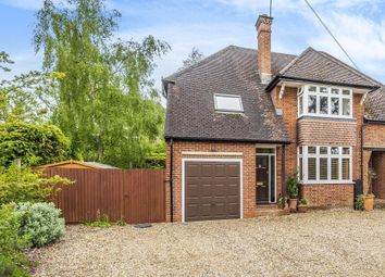 Thumbnail 4 bed semi-detached house for sale in Hawthorns, Nightingale Avenue, West Horsley