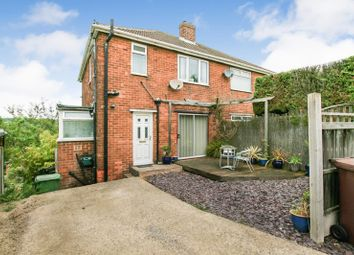 Thumbnail 3 bed semi-detached house for sale in Holmley Lane, Dronfield, Derbyshire