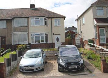 Thumbnail 3 bed semi-detached house to rent in Wesley Avenue, Halesowen, West Midlands