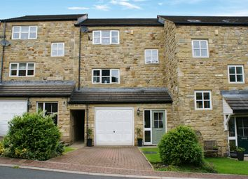 Thumbnail 3 bed town house for sale in Rushy Fall Meadow, Keighley, West Yorkshire