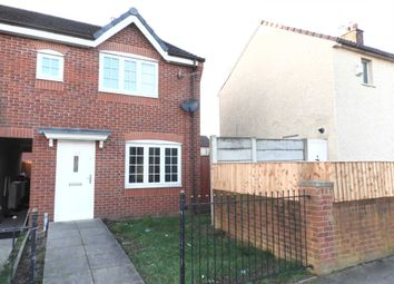 Thumbnail 3 bed end terrace house for sale in Overton Close, Kirkby, Liverpool