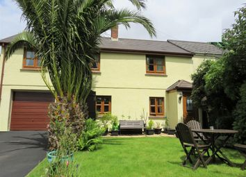 Thumbnail 3 bed semi-detached house for sale in West End, Townshend, Hayle, Cornwall.