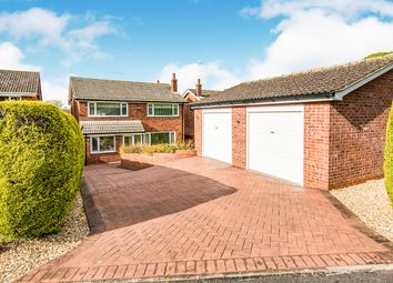 Thumbnail 4 bed detached house for sale in Martin Close, Heighington, Lincoln
