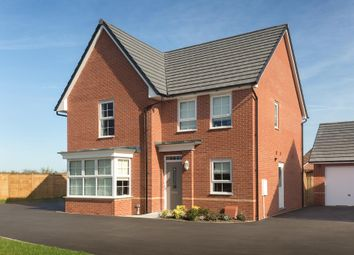 """Thumbnail 4 bed detached house for sale in """"Cambridge"""" at Gilhespy Way, Westbury"""