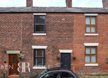 Thumbnail 2 bed terraced house for sale in Mill Street, Wheelton, Chorley