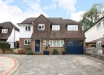 Thumbnail 5 bed detached house for sale in 21 Valley Road, Kenley