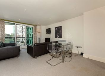 Thumbnail 2 bed property to rent in Ensign House, St George Wharf, Vauxhall, London