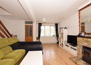Thumbnail 3 bed semi-detached house for sale in The Moat, Toot Hill, Ongar, Essex