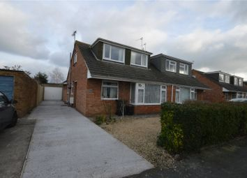 Thumbnail 3 bed bungalow for sale in Beaufort Road, Wroughton, Swindon, Wiltshire