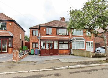 Thumbnail 4 bed semi-detached house for sale in Heathfield Road, Unsworth, Bury