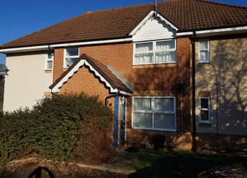 Thumbnail 1 bed terraced house to rent in Donaldson Way, Woodley, Reading