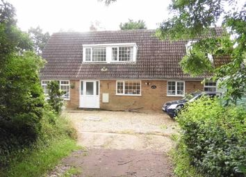 Thumbnail 5 bedroom property for sale in Station Road, Watlington, King's Lynn