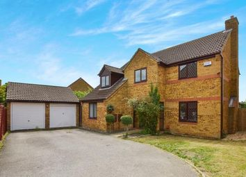 Thumbnail 4 bedroom detached house for sale in Cartmel Close, Bletchley, Milton Keynes, Buckinghamshire