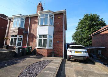 Thumbnail 2 bed semi-detached house for sale in Sivilla Road, Kilnhurst, Mexborough