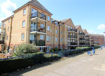 Thumbnail 1 bed flat for sale in Waters Edge Court, Erith, Kent