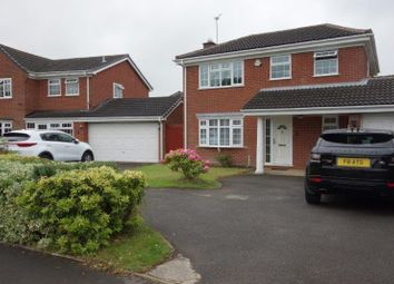 Thumbnail 4 bedroom detached house to rent in Frankholmes Drive, Solihull
