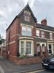 Thumbnail 3 bed flat for sale in Llanfair Road, Cardiff