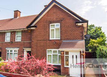 Thumbnail 3 bed end terrace house to rent in Witton Lodge Road, Erdington, Birmingham